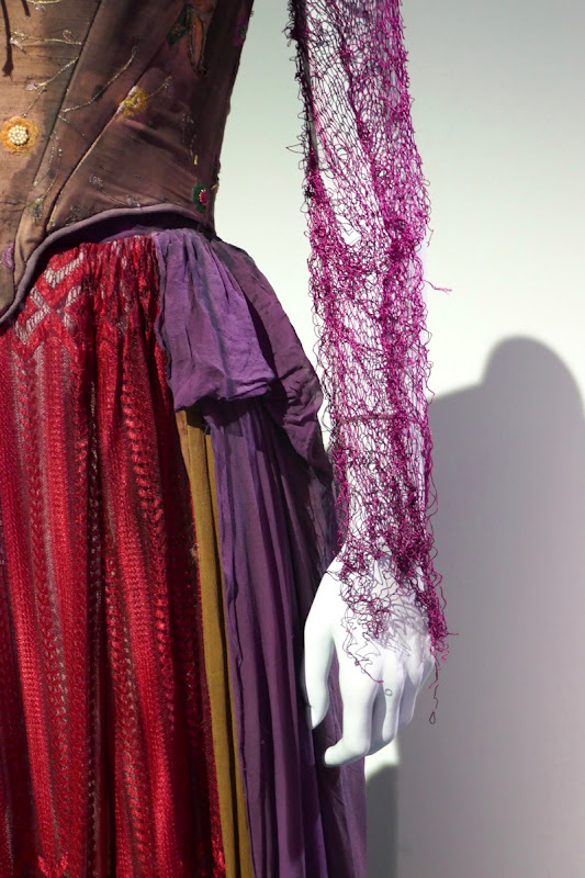 Hocus Pocus Sarah Sanderson costume sleeve detail