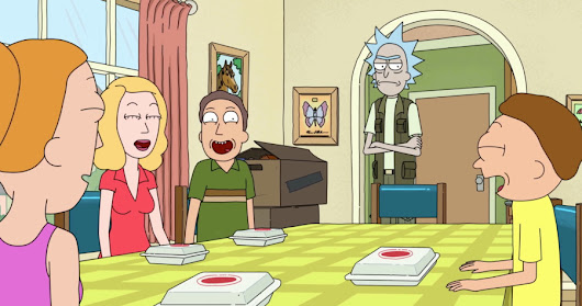 Rick and Morty; Why I hate the fans of Rick and Morty