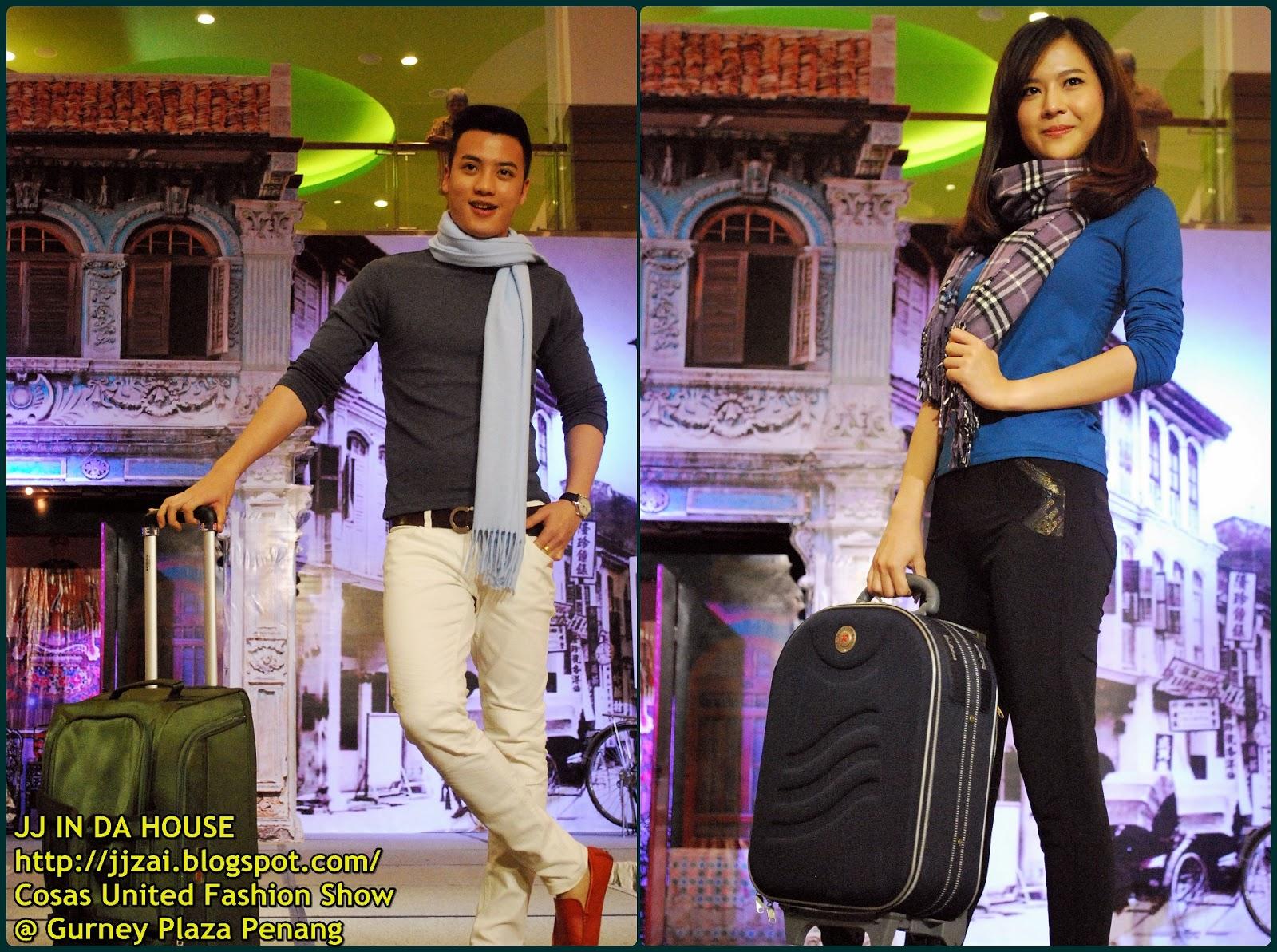 Jj In Da House Cosas United Fashion Show Gurney Plaza Penang