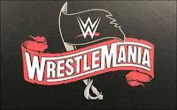 WWE WrestleMania 36 Logo