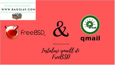 Cara  Install  qmail  di FreeBSD 11.1