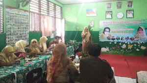 Pisah Sambut,Keluarga Besar SDN Panunggangan 9 Mengucapkan Selamat Dan Sukses Deti Nursolihati