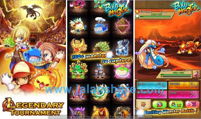 Bulu Monster Mod Apk Terbaru Gratis Full Version