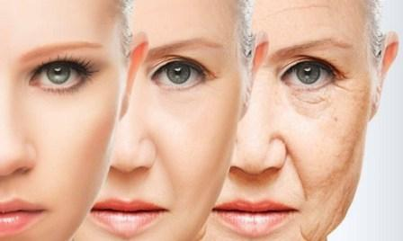 Penyebab Wajah Anda Lebih Tua dari Usia