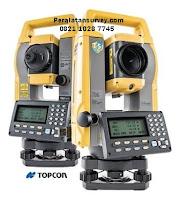 Jual Total Station Topcon GM-100 - TSshield daya baterai 28 jam