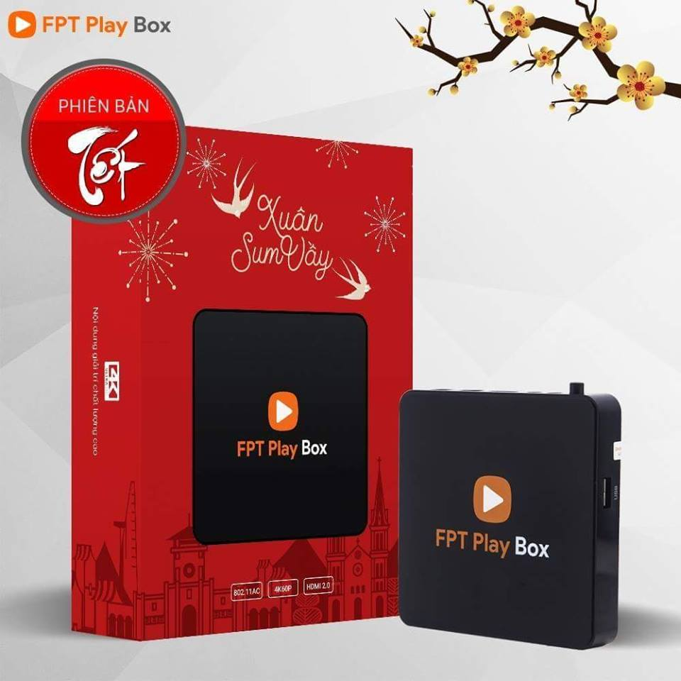 FPT Play BOX Ben Tre 2018