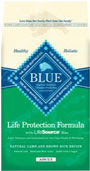 Picture of Blue Buffalo Adult Lamb and Brown Rice Recipe Dry Dog Food