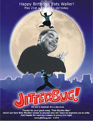 Jitterbug! the dancical