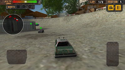 Demolition derby autos juegos Windows 10 parte 3