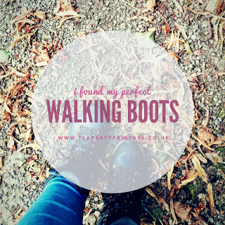 I Found My Perfect Walking Boots - Genuine Women's Vibram Walking Boots - Trespass