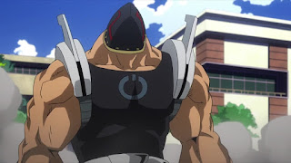 Hellominju.com: 僕のヒーローアカデミア (ヒロアカ)アニメ   活瓶力也   Katsukame Rikiya   SHIE HASSAIKAI   My Hero Academia   Hello Anime !