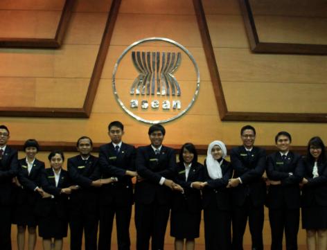 Kedudukan ASEAN Sebagai Organisasi Internasional
