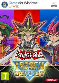Yu-Gi- Oh Legacy of the Duelist Free Download