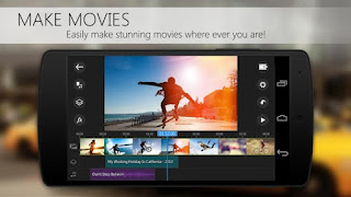 PowerDirector – Video Editor App v6.1.0 [Unlocked] [AOSP] APK