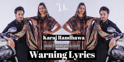 warning-lyrics