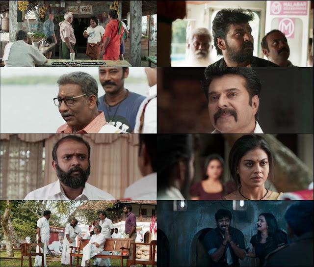 Madhuraraja 2019 Hindi Dubbed 720p WEBRip