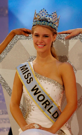 Inner Peace In Your Life Miss World 2010 Alexandria Mills