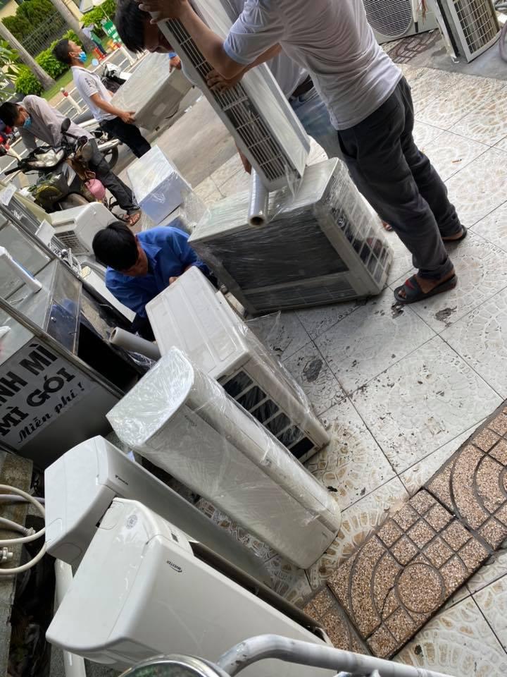 Nơi cung cấp máy lạnh cũ Daikin uy tín, chất lượng - 284217