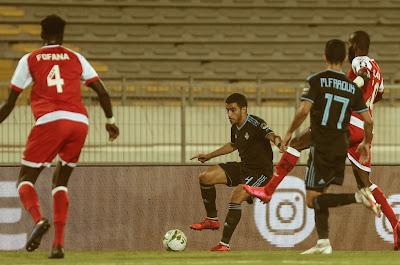 ملخص واهداف مباراة بيراميدز وحوريا كوناكري (2-0) كاس الكونفدراليه