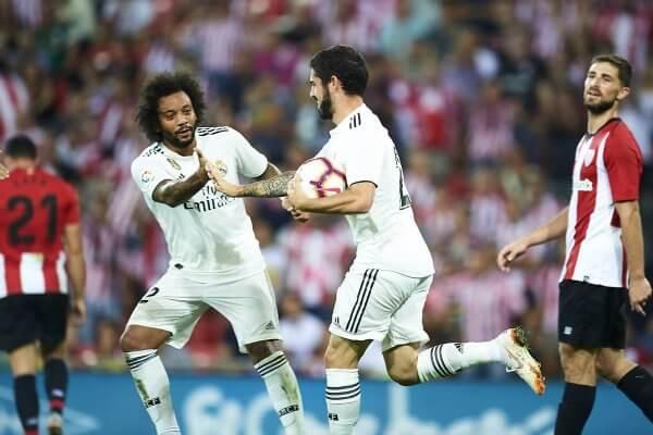 تشكيل فريق ريال مدريد المتوقع ضد فريق إيبار فى الليجا