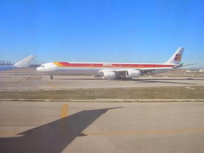 A340 de Iberia, viaje a Panamá, round the world, La vuelta al mundo de Asun y Ricardo, mundoporlibre.com