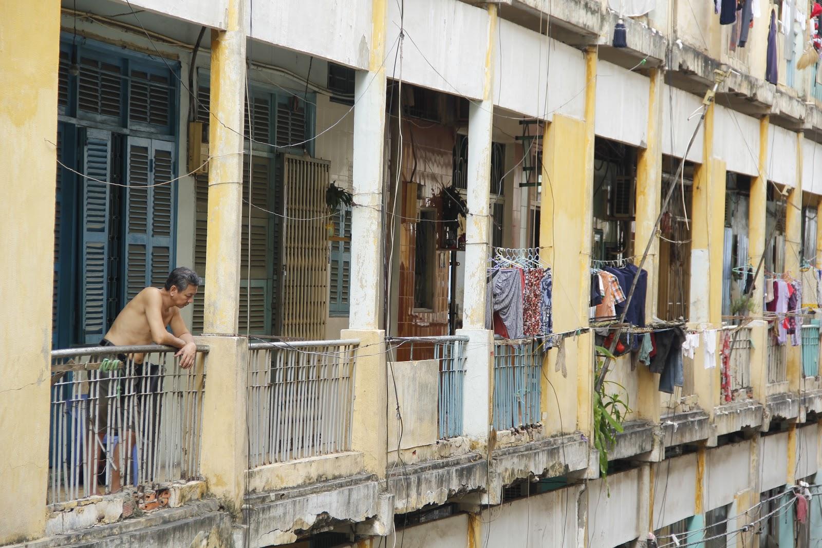 Cơ chế nào để cải tạo chung cư cũ ở TP HCM?