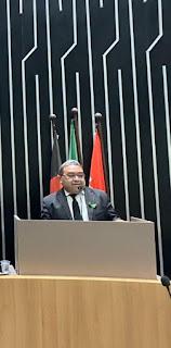 Vereador Nal, Fernandes líder do MDB é Campeão de Projetos no 1° Semestre no legislativo de Guarabira