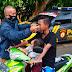 Sinergitas Kepala Desa Sukamulya Bersama Babinkamtibmas Polsek Wanaraja Garut, Cegah Penyebaran Covid-19