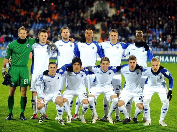 Todos os Campeões dinamarqueses