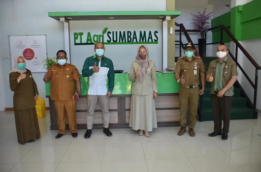 Silaturahmi dengan PT. Agri Sumba Mas, Wako H. Mahyeldi Janji  Berikan Rasa Aman Berinvestasi di Padang