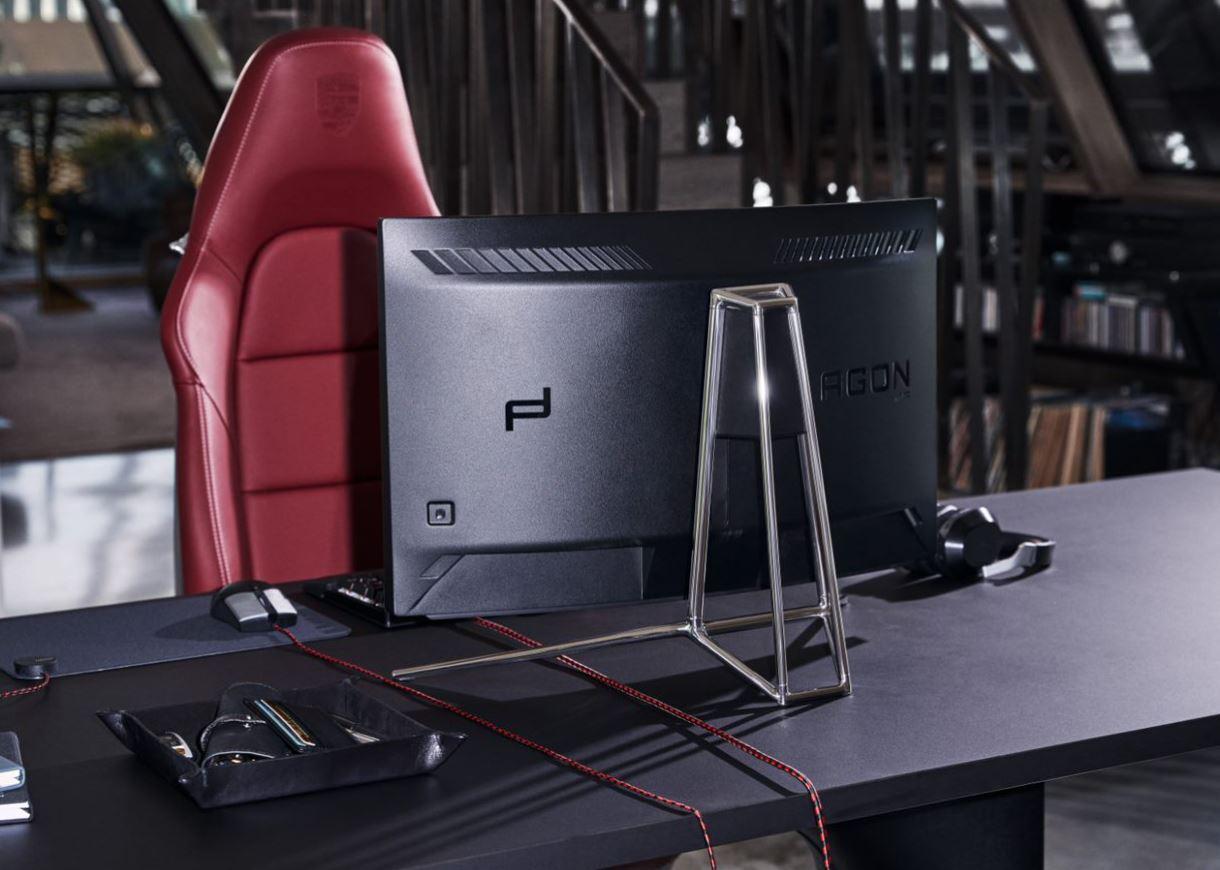 AOC AGON PD27 Diluncurkan, Monitor Melengkung Hasil Kerjasama AOC dan Porsche Design