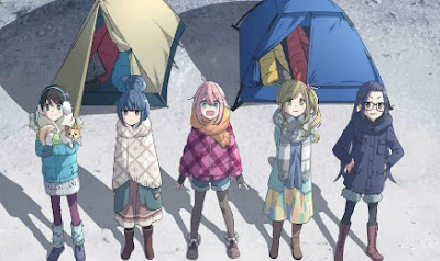 Yuru Camp Season 2 Episode 2 English Subbed