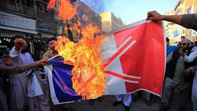 Aksi Boikot Produk Prancis Meluas, Bagaimana dengan Indonesia?