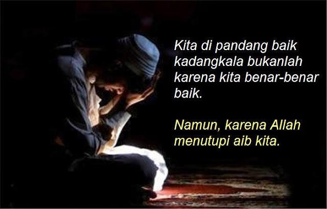 Doa Menutup Aib dan Memohon Perlindungan, Oleh Imam Zainal Abidin As