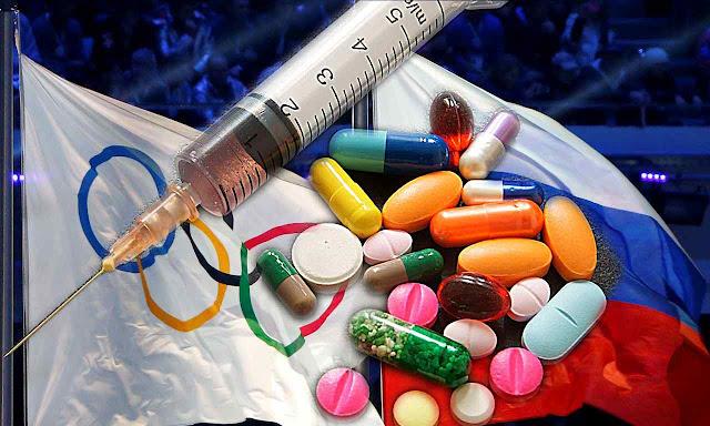 Rússia proibida por doping oficial nas Olimpiadas do Japón 2021