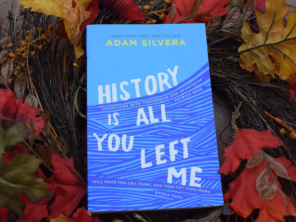 "Book Review: ""History Is All You Left Me"" by Adam Silvera"