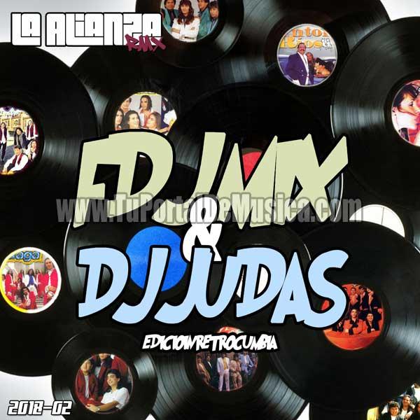 FDJ Mix Ft. Dj Judas Ed Retro Cumbia Vol. 2 (2018)