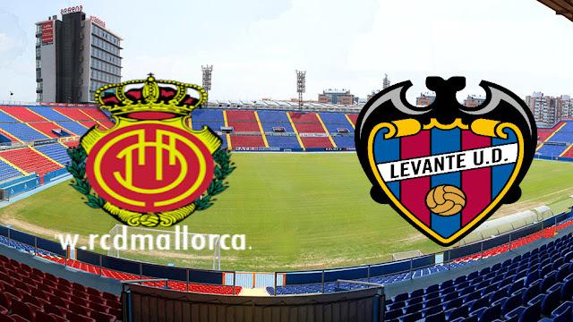 موعد مباراة ليفانتي ضد ريال مايوركا في الليجا الإسبانية مع ترد القنوات الناقلة للمباراة