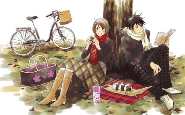 Anime Drama Romance Terbaik - Nodame Cantabile