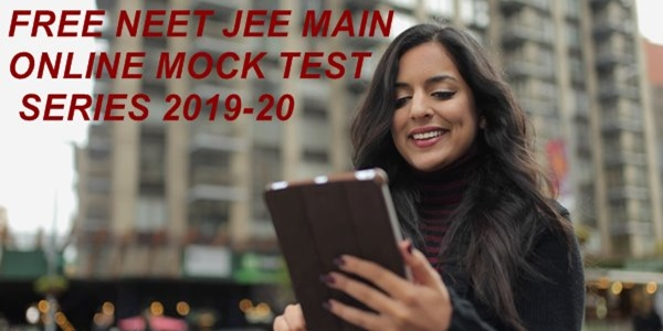 Online Chemistry Mock Test for NEET, JEE Main and SSC