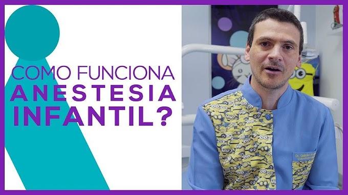 ANESTESIA DENTAL: Como funciona em criança? - Dr. Gabriel Politano