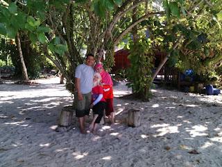 Pantai Sangalaki