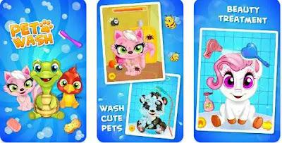 Pet Wash (Salon Hewan Peliharaan)