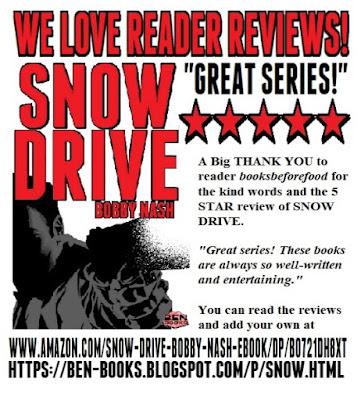 www bobbynash com: NEW SNOW DRIVE READER REVIEW! 5 STARS!