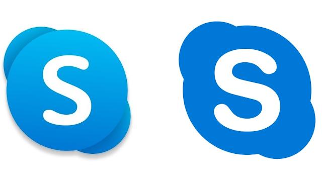 مايكروسوفت تكشف عن شعار جديد لـ Skype