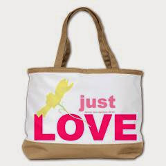 Just LOVE Shoulder Bag