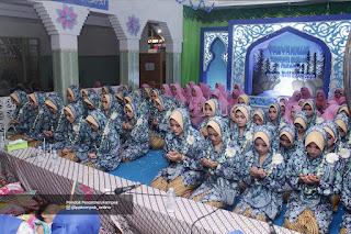 Acara Puncak Khatam Al-Qur'an Pondok Pesantren Al-Munawirroh
