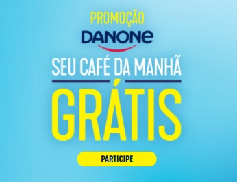 Cadastrar Promoção Danone 2021 Café da Manhã Grátis - Dinheiro de Volta