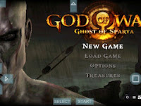 God Of War Ghost Of Sparta PPSSPP Apk For Android