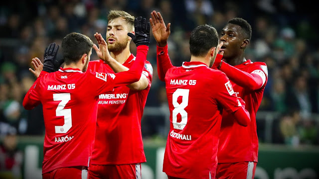 Werder Bremen vs Mainz 05 Highlights
